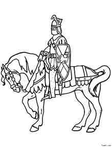 骑士人物8